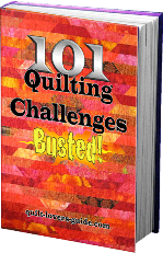 Quilting Ebook - learn how to quilt using my ebook