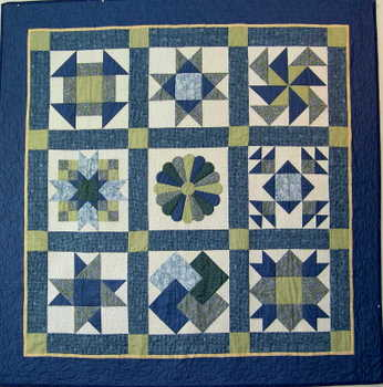 Quilting Lessons For The BeginnerLearn How To Quilt For Beginners New Sampler Quilt Patterns