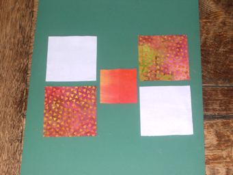 How to make a 3D Bowtie Quilt Block