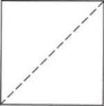 Half Square Triangle diagram