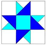 To Instructions for Judys Star Quilt Block