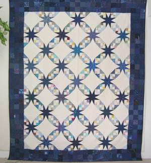 Star of Uvic Quilt