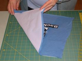 Stabilizing the material is key for t-shirt quilts, find out how! : t shirt quilt fusible interfacing - Adamdwight.com