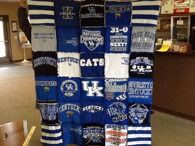 uk tshirt rag quilt