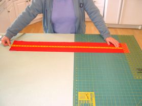 sewing borders for a quilt